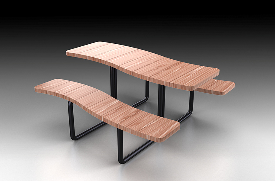 Table wave